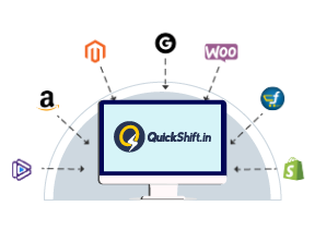 QuickShift's Dashboard