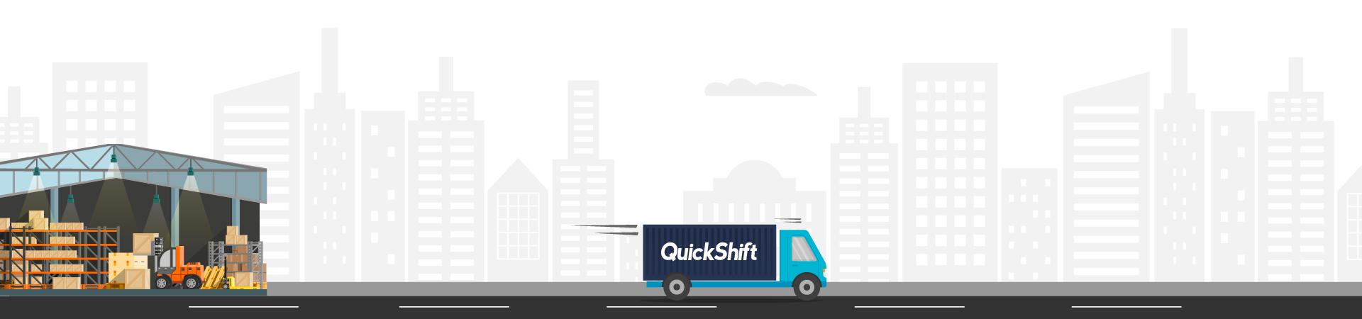 fleet banner QuickShift